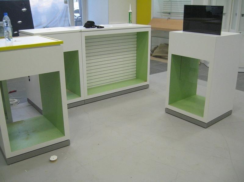 Торговая мебель-Мебель для магазина «Модель 84»-фото4