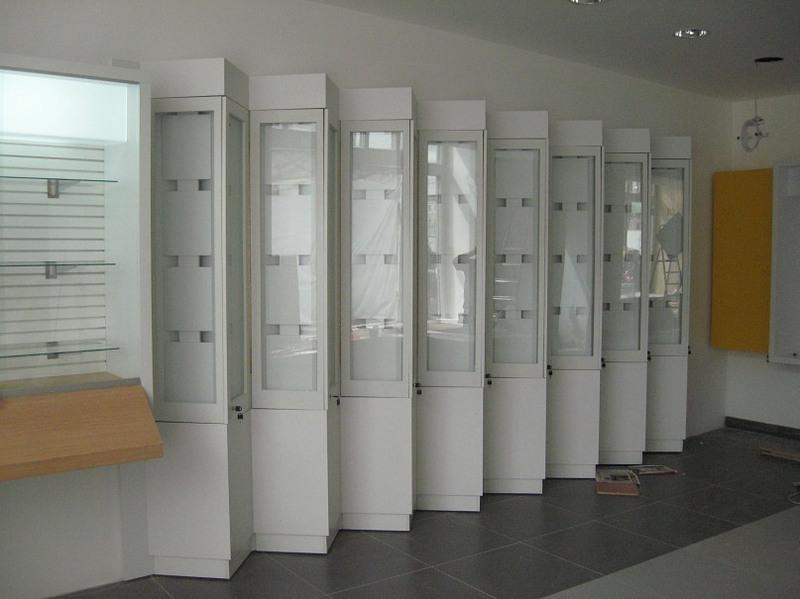 Торговая мебель-Мебель для магазина «Модель 84»-фото9