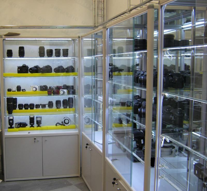 Торговая мебель-Мебель для магазина «Модель 75»-фото2