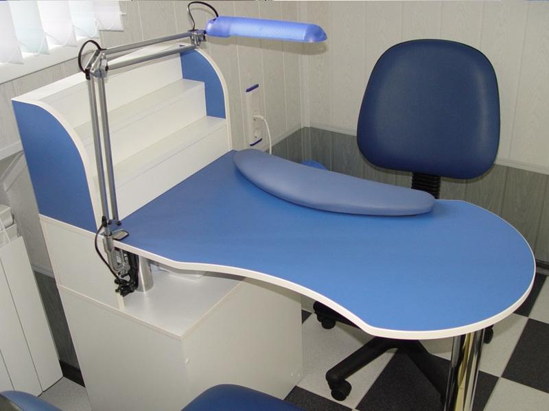 Маникюрный салон-Мебель для салона «Модель 125»-фото1