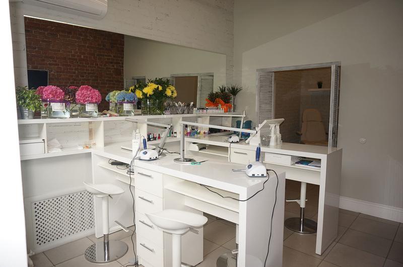 Торговая мебель-Мебель для салона «Модель 116»-фото1
