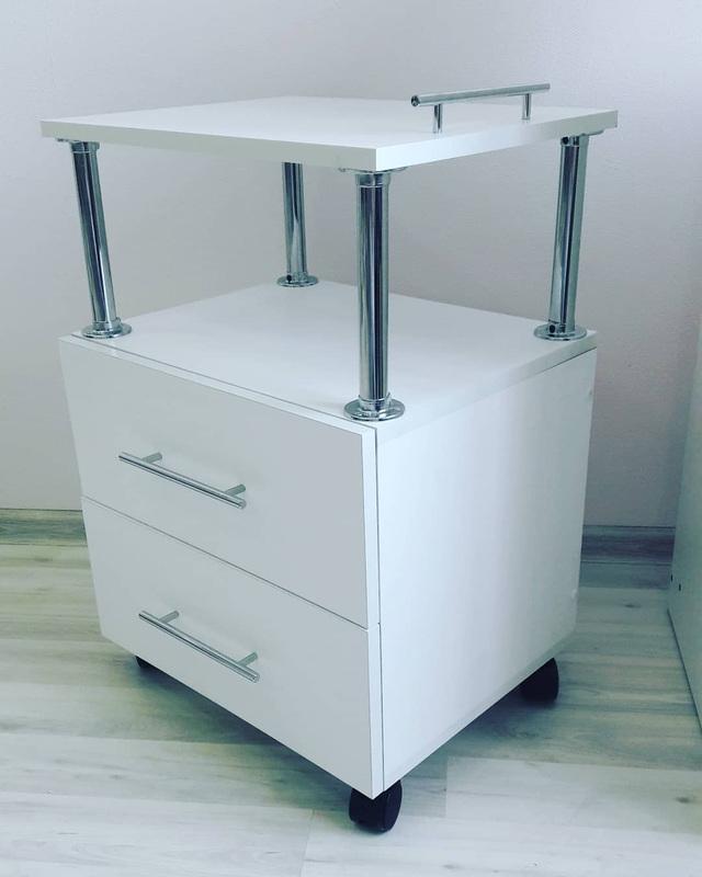 Торговая мебель-Мебель для салона «Модель 121»-фото1