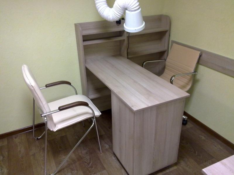 Торговая мебель-Мебель для салона «Модель 130»-фото1