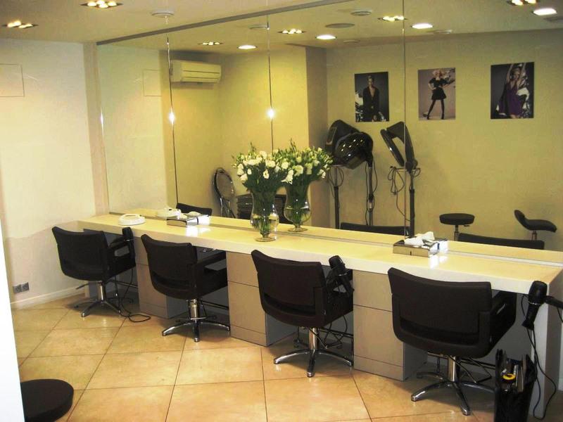 Торговая мебель-Мебель для салона «Модель 101»-фото1