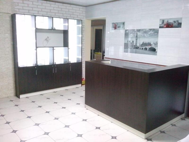 Салон красоты-Мебель для салона «Модель 112»-фото1