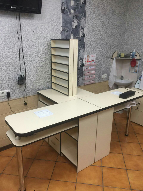 Торговая мебель-Мебель для салона «Модель 88»-фото1