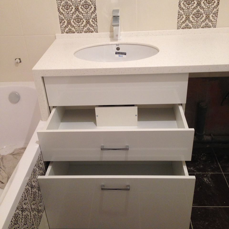 Мебель для ванной комнаты-Мебель для ванной «Модель 11»-фото3