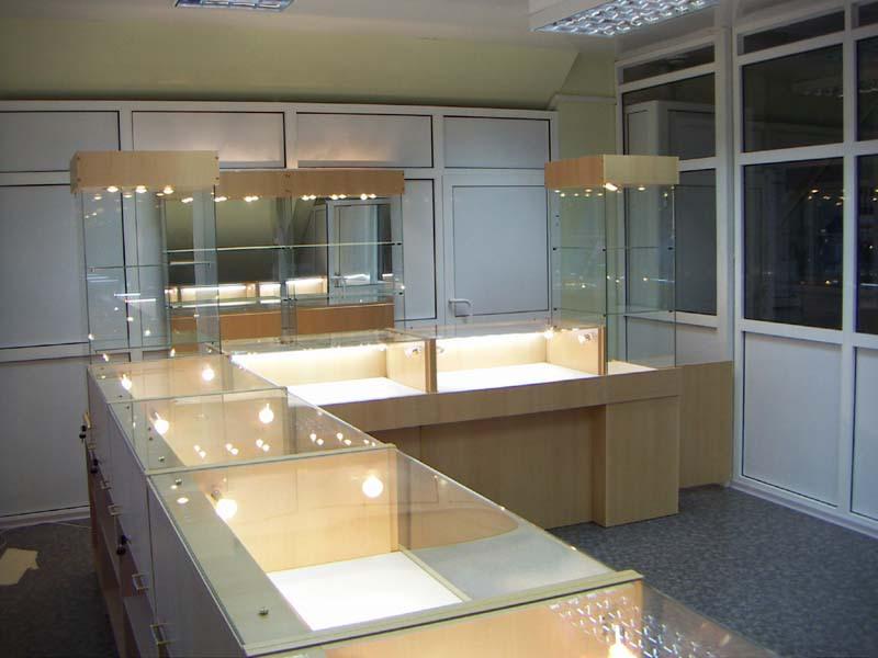 Торговая мебель-Мебель для магазина «Модель 61»-фото1