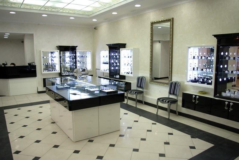Торговая мебель-Мебель для магазина «Модель 66»-фото1