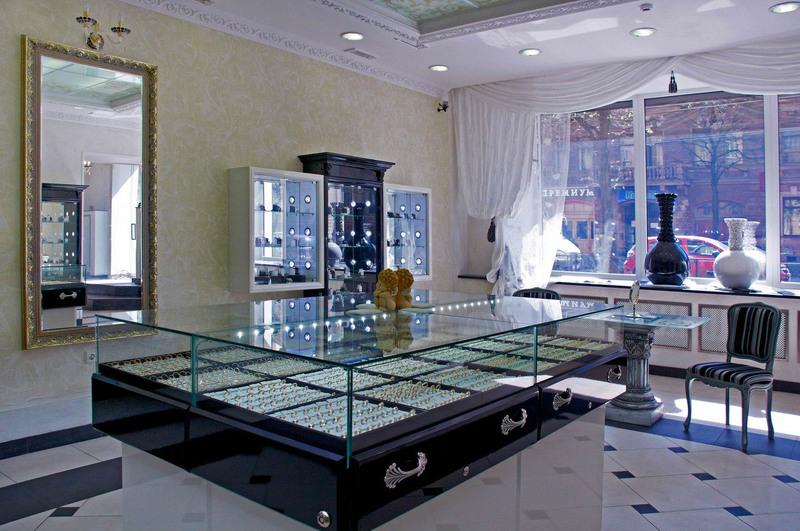 Торговая мебель-Мебель для магазина «Модель 66»-фото3