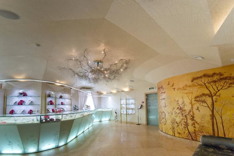 Торговая мебель-Мебель для магазина «Модель 57»-фото4