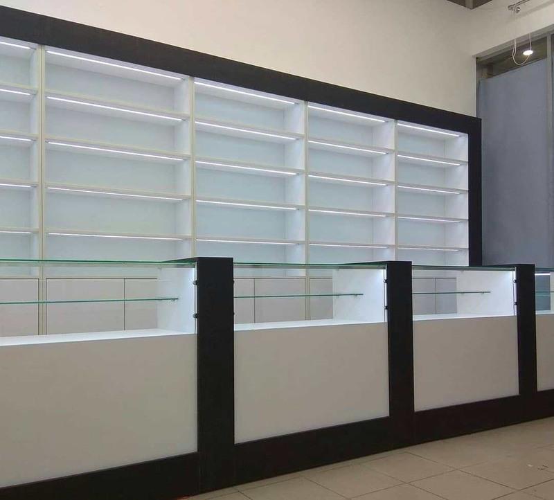 Торговая мебель-Мебель для магазина «Модель 59»-фото1