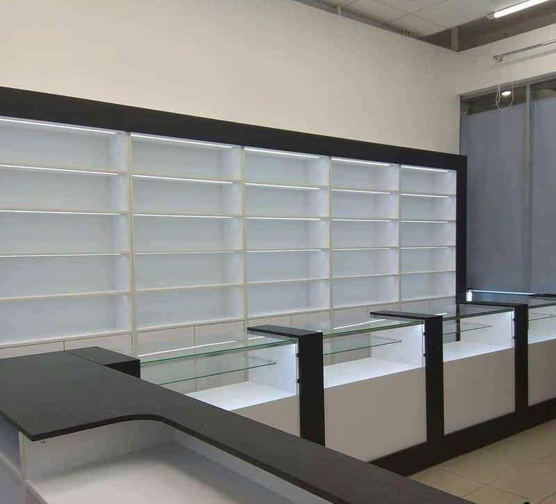 Торговая мебель-Мебель для магазина «Модель 59»-фото2
