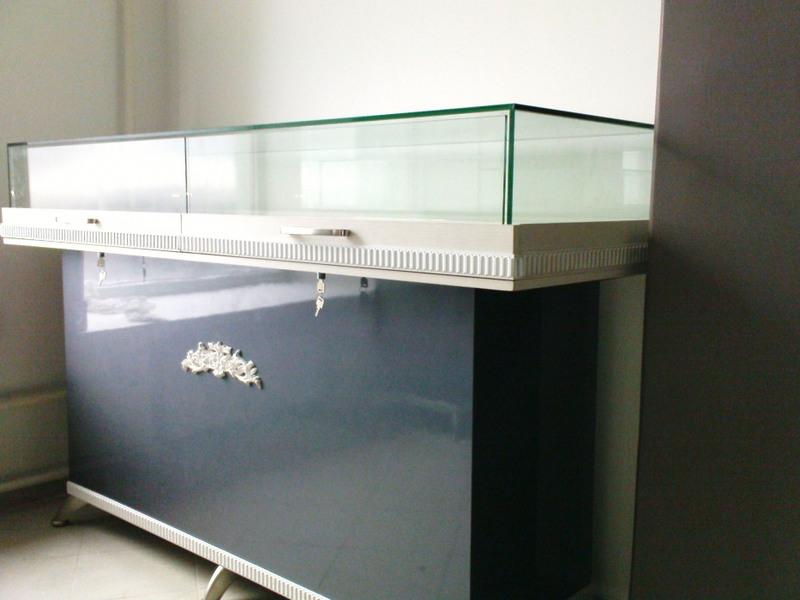 Торговая мебель-Мебель для магазина «Модель 63»-фото1