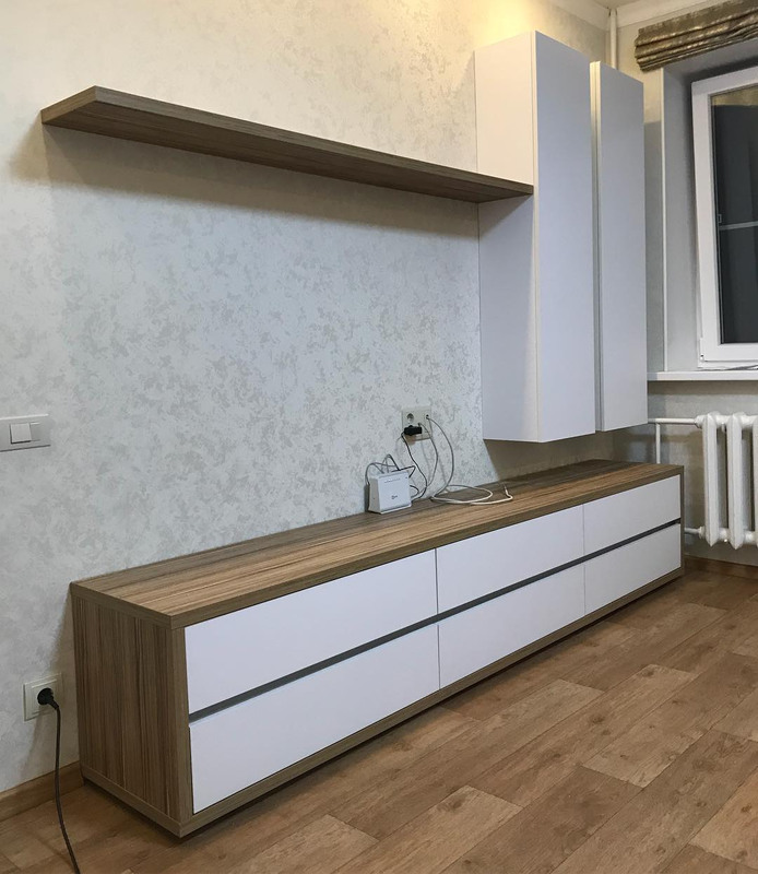 Гостиные-Стенка в гостиную «Модель 37»-фото1