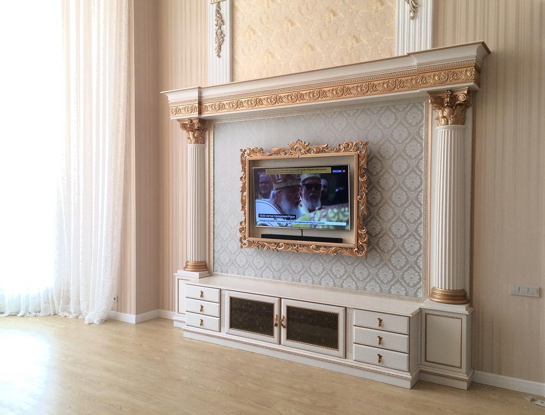 Гостиные-Стенка в гостиную «Модель 84»-фото2