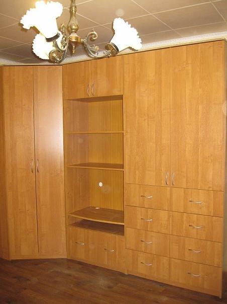 Гостиные-Шкаф в гостиную «Модель 60»-фото1