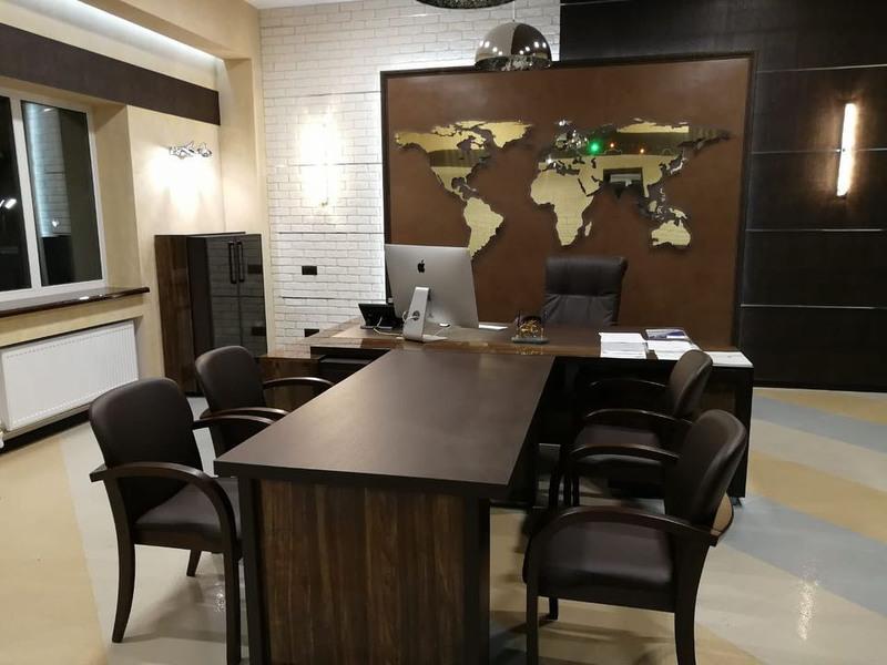 Офисная мебель-Офисная мебель «Модель 161»-фото1