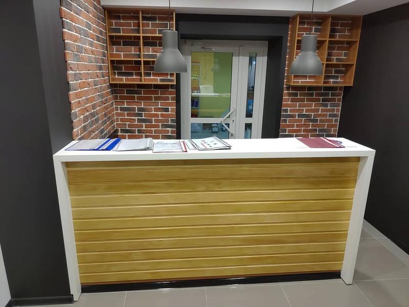 Офисная мебель-Офисная мебель «Модель 38»-фото1