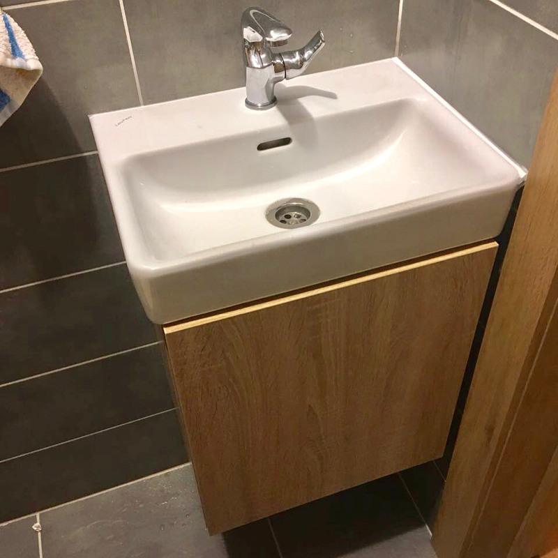 Мебель для ванной комнаты-Мебель для ванной «Модель 91»-фото1