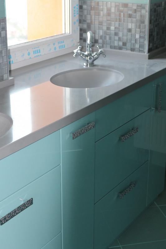 Мебель для ванной комнаты-Мебель для ванной «Модель 79»-фото1