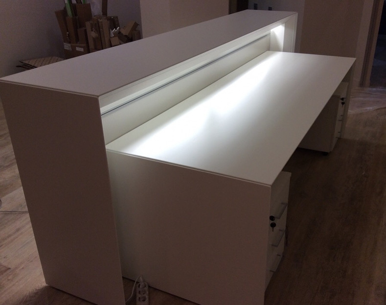 Офисная мебель-Офисная мебель «Модель 124»-фото3