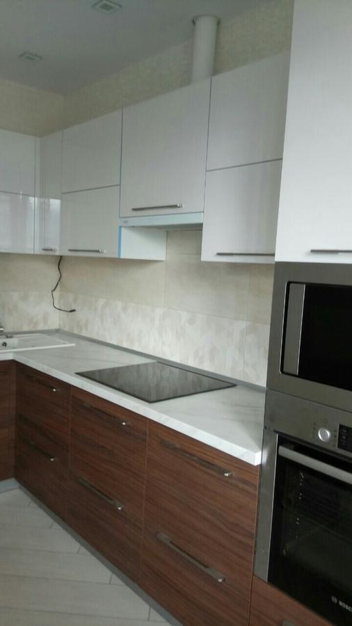 Акриловые кухни-Кухня из акрила «Модель 88»-фото1