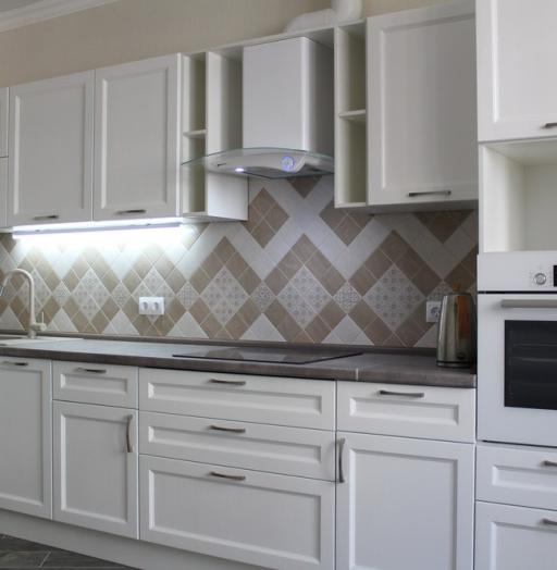 -Кухня МДФ в ПВХ «Модель 294»-фото30