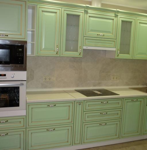 -Кухня МДФ в ПВХ «Модель 326»-фото20