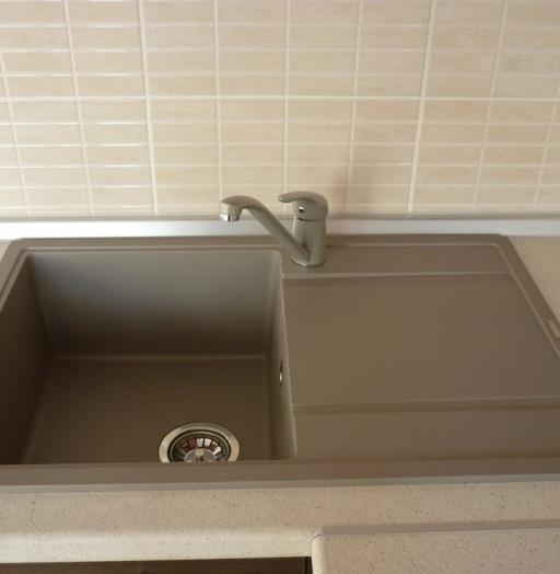 Встроенная кухня-Кухня МДФ в ПВХ «Модель 239»-фото6
