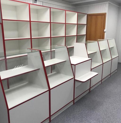 Торговая мебель-Мебель для магазина «Модель 16»-фото4