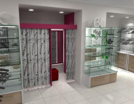 Магазин одежды-Мебель для магазина «Модель 26»-фото2