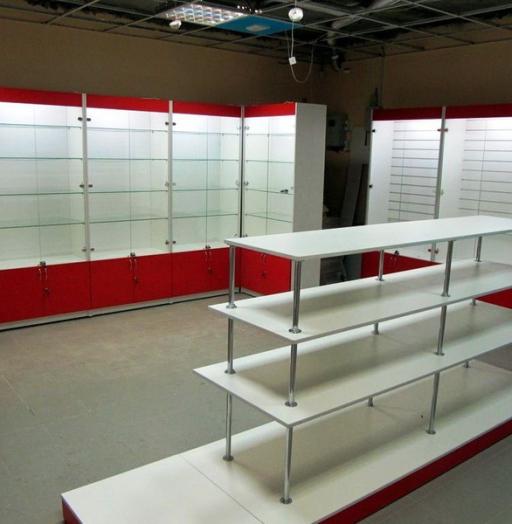 Торговая мебель-Мебель для магазина «Модель 37»-фото2