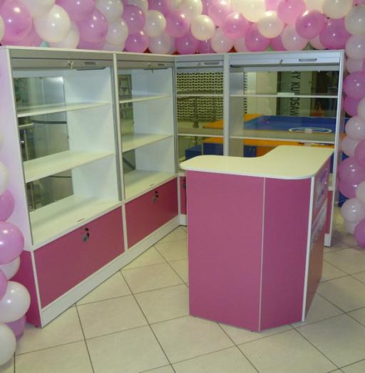 Торговая мебель-Мебель для магазина «Модель 54»-фото8