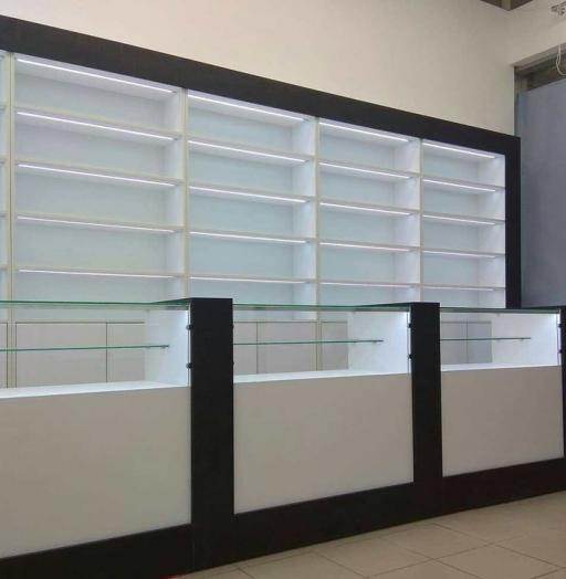 Торговая мебель-Мебель для магазина «Модель 59»-фото4
