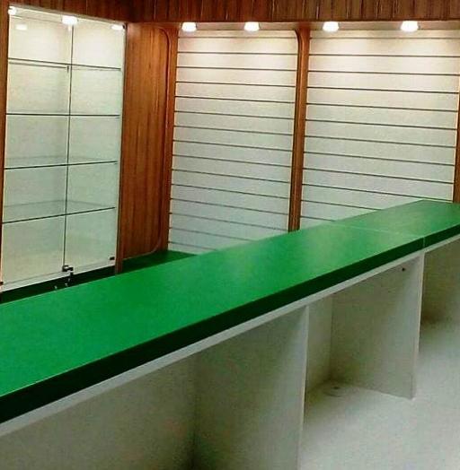 Торговая мебель-Мебель для магазина «Модель 83»-фото3