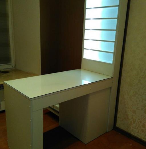 Торговая мебель-Мебель для салона «Модель 93»-фото1