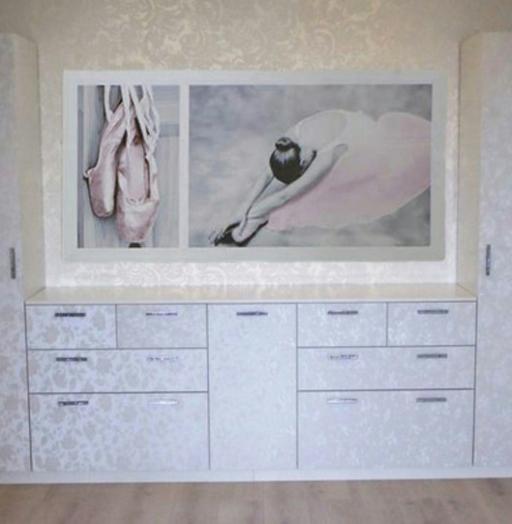 Гостиные-Стенка в гостиную «Модель 117»-фото2