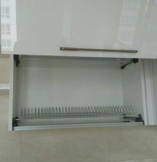 Акриловые кухни-Кухня из акрила «Модель 88»-фото4