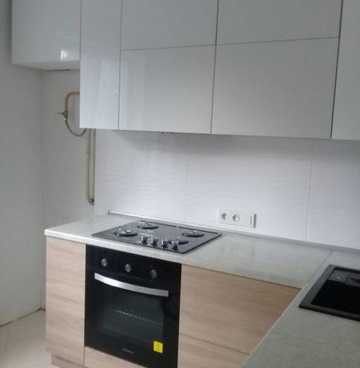 -Кухня из акрила «Модель 391»-фото30