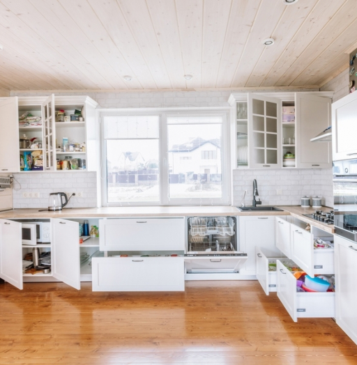 -Кухня МДФ в эмали «Модель 402»-фото22