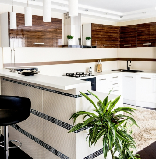 -Кухня из акрила «Модель 407»-фото17