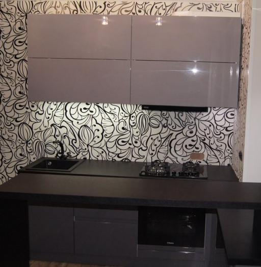 -Кухня МДФ в эмали «Модель 285»-фото23
