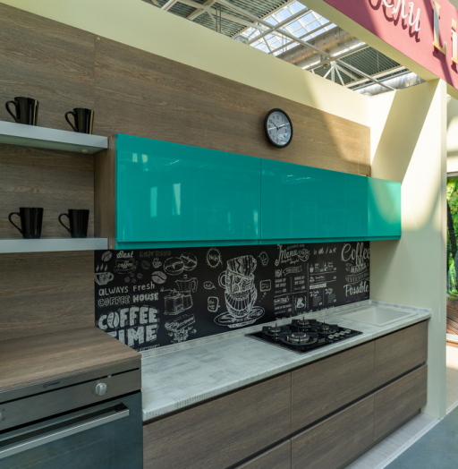 -Кухня МДФ в эмали «Модель 49»-фото9