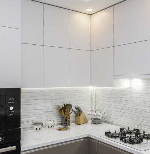 -Кухня МДФ в ПВХ «Модель 9»-фото5