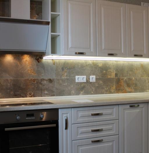 -Кухня из пластика «Модель 132»-фото13