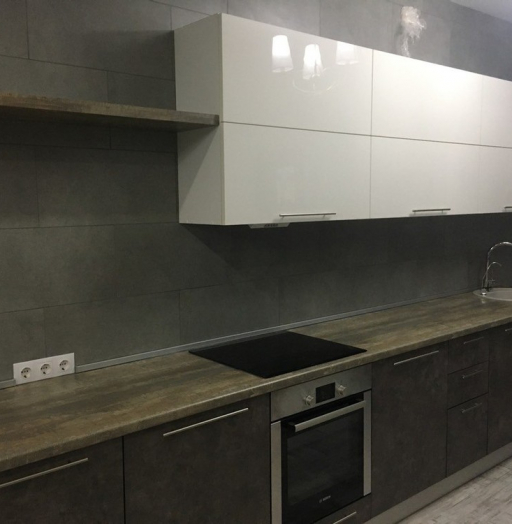 -Кухня МДФ в эмали «Модель 159»-фото13