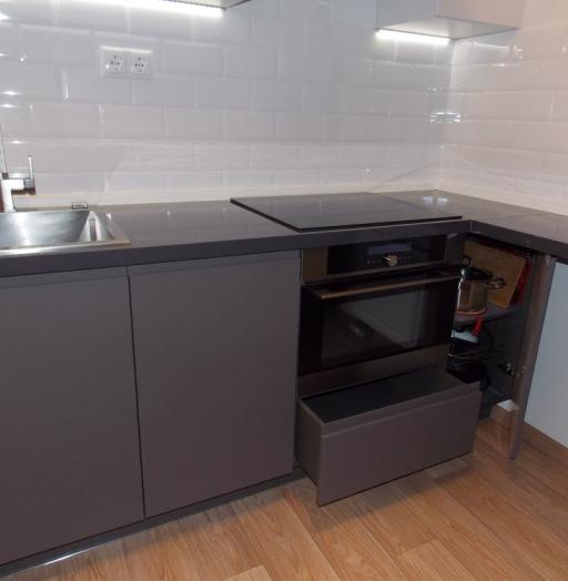 -Кухня МДФ в эмали «Модель 182»-фото15