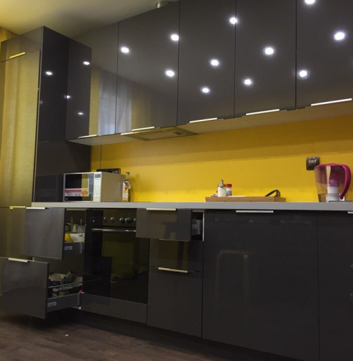 -Кухня МДФ в ПВХ «Модель 79»-фото21