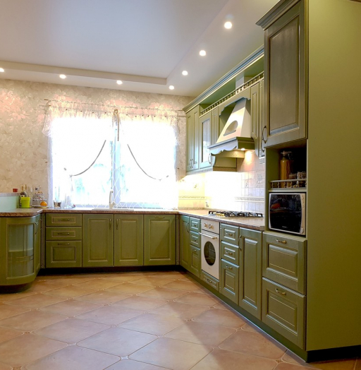 -Кухня из массива «Модель 23»-фото8